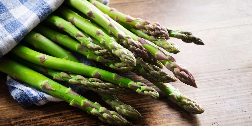 Asparagus and citrus salad recipe